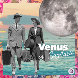 Venus en Sagitario