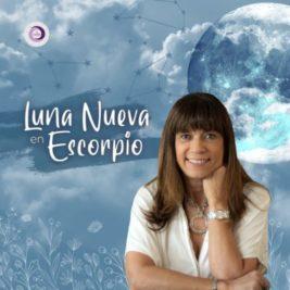 Luna Nueva en Escorpio