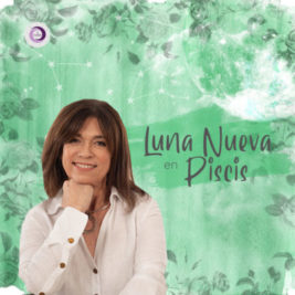 Luna Nueva en Piscis
