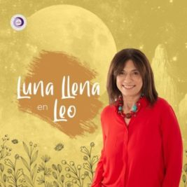 Luna llena en Leo