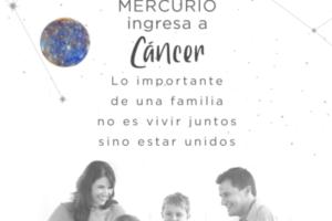 Mercurio Ingresa a cancer