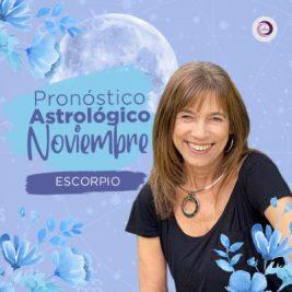 Pronóstico Astrológico Noviembre para Escorpio