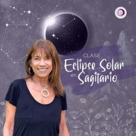 Eclipse Solar en Sagitario
