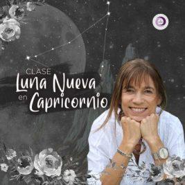 Luna Nueva en Capricornio