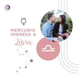Mercurio Ingresa a Libra